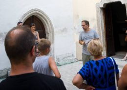 Tokaj-Hegyalja élő építészete