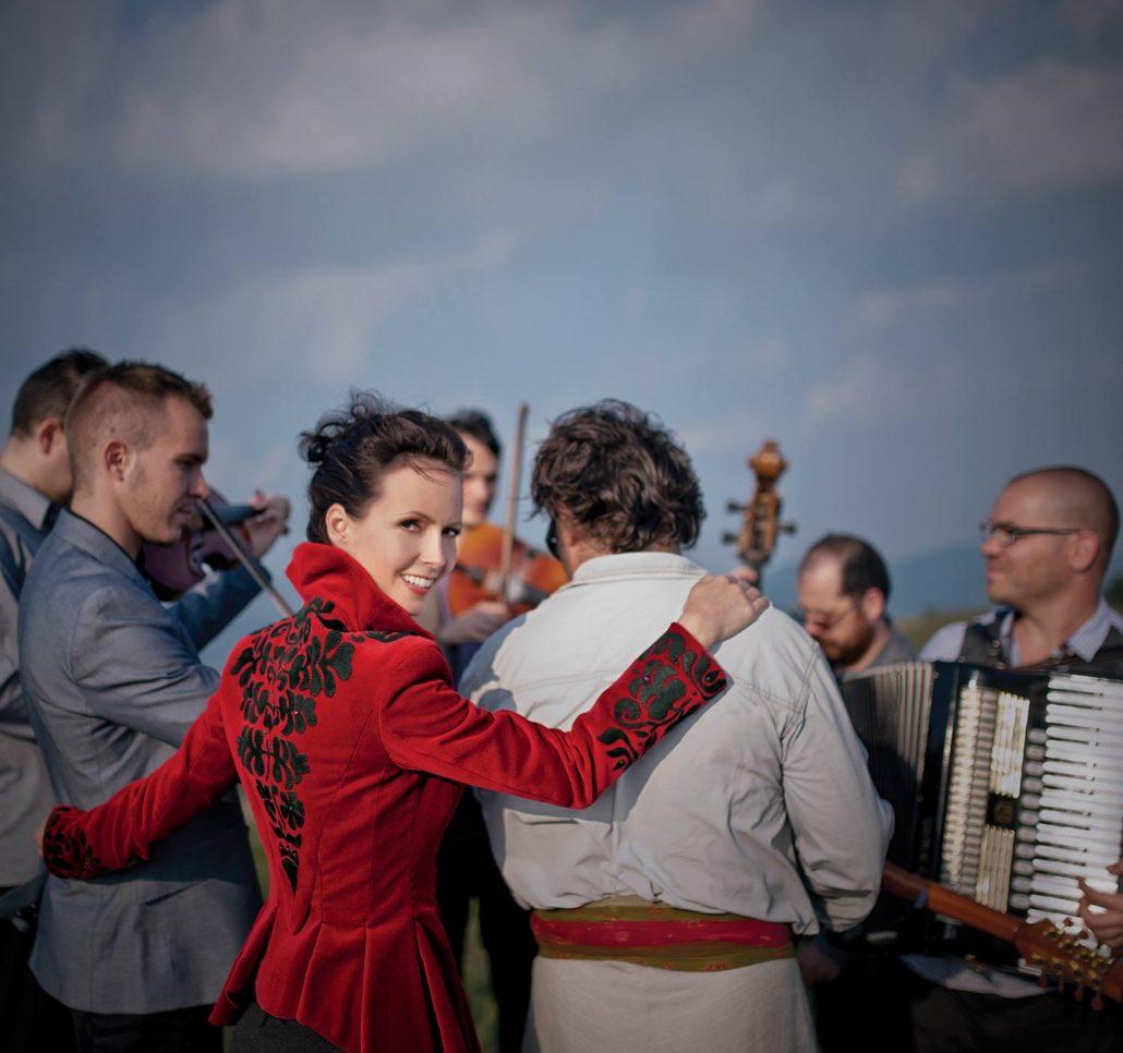 Herczku Ági és a Banda