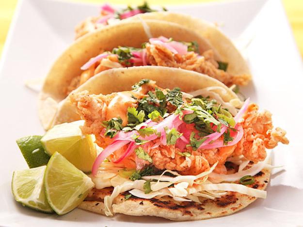 Fish Taco. Husikám