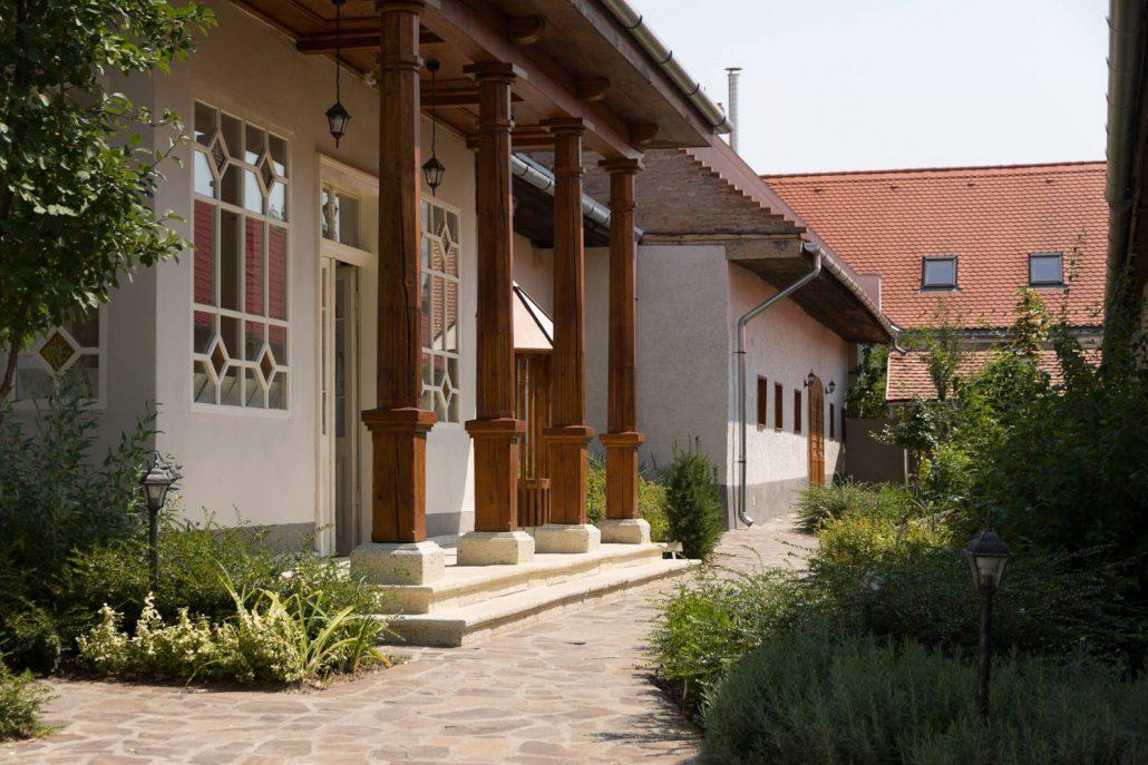 Szepsy-Laczkó Máté Emlékház