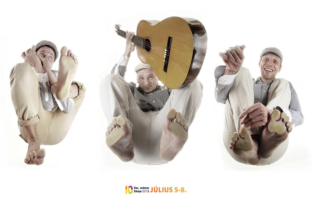 Mojo WorKings - Bor, mámor ...Bénye 2018