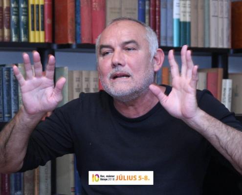 Darvasi László - Bor, mámor ...Bénye 2018