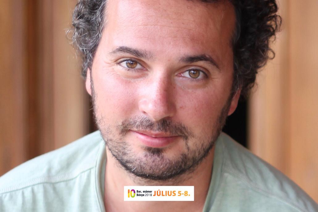 Weiner Sennyey Tibor - Bor, mámor ...Bénye 2018