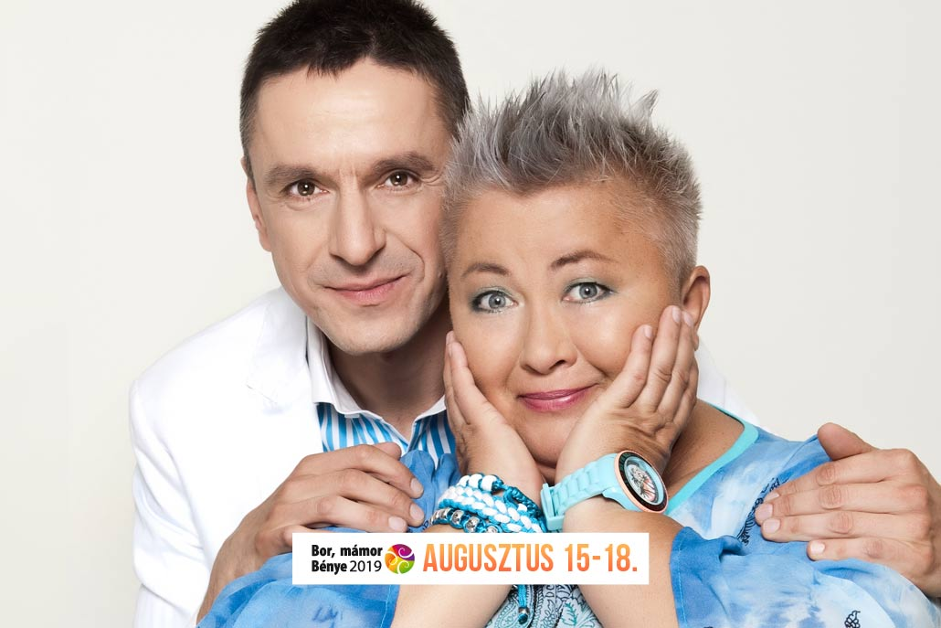Falusi Mariann-Sárik Péter Dalolva szép az élet... csak el ne dzsesszük!